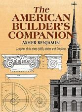 The American Builder's Companion-ExLibrary