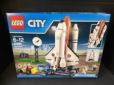 LEGO - City Space Shuttle Spaceport (60080) 586 Pcs - New & Sealed