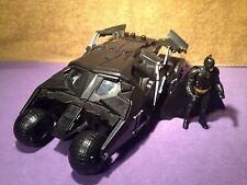 BATMAN DC Comics The Dark Knight BAT-POD Stealth Launch BATMOBILE Tumbler M1113