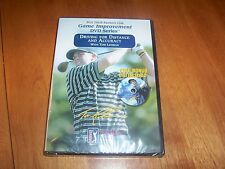 PGA TOUR PARTNERS CLUB DRIVING FOR DISTANCE ACCURACY Golf Practice DVD SET NEW