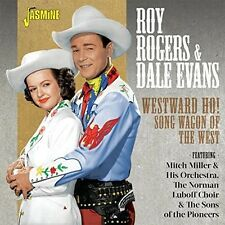 Roy Rogers & Dale Ev - Westward Ho! Song Wagon Of The West [New CD] UK - Impor