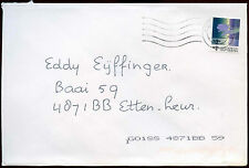 Netherlands 2007 Cover To Rotterdam #C19899