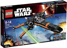 LEGO 75102 Poe's X Wing fighter