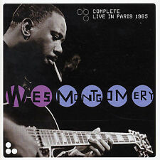 Complete Live in Paris 1965 by Wes Montgomery (CD, May-2003, 2 Discs, Definitiv…