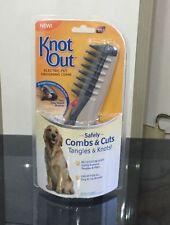 Elektrische Scherschere Knot Out Haustier Hund Rasierer rasiert Hund Pflege Gerä