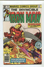 The Invincible Iron Man #147 NM Holocaust At High Noon     Marvel Comics CBX8