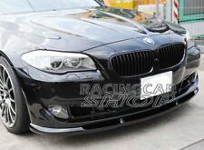 PAINTED HAM STYLE FRONT LIP SPOILER For BMW 5-SERIES F10 523i 535i 11UP B097F
