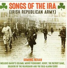 SONGS OF THE IRA - IRISH REPUBLICAN ARMY - DOMINIC BEHAN CD 2017 RELEASE