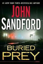 Buried Prey (Thorndike Press Large Print Basic Series), Sandford, John, Good Con