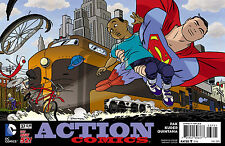 ACTION COMICS #37 DARWYN COOKE VARIANT EDITION COVER DC COMICS 2014