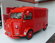 Citroen H Type Van Welly G LGB 1:24 Scale Diecast Very Detailed Model 24019 Red