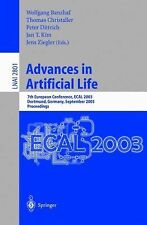 Advances in Artificial Life: 7th European Conference, ECAL 2003, Dortmund, Germa