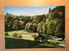 Bad Berneck im Fichtelgebirge - Kuranlage , Ansichtskarte