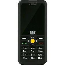 NEW CAT B30 DUAL SIM DUST & SHOCK PROOF 3G BUILDERS MOBILE PHONE-  UNLOCKED