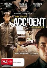 Accident (DVD, 2010) Louis Koo, Ritchie Ren