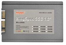 """KingSpec 64GB 1.8"""" MicroSATA Micro SATA SSD for ThinkPad X300 X301 T400s T410s"""