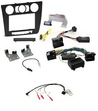 BMW 1 Series E81 E82 Double Din Stereo Fitting Kit Manual Aircon CTKBM09