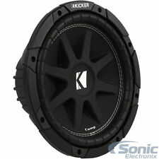 "Kicker C104 150W RMS 10"" Comp Series Single 4-Ohm Car Subwoofer"