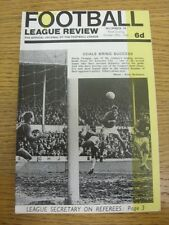 29/10/1966 Football League Review: Vol 1 No 10 - Clubcall - Bristol Rovers (rust