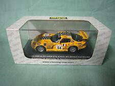 DV4715 ONYX VITESSE CHRYSLER VIPER GTS-R 2000 LE MANS COLLECTION #54 XLM066 1/43