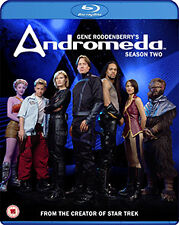 ANDROMEDA - SEASON 2 (BLU-RAY) - BLU-RAY - REGION B UK