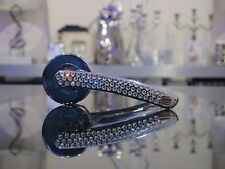 Chrome Door Handles Swarovski Crystals