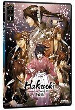 Hakuoki . The Complete Season 1 . All 12 Episodes . Anime . 3 DVD . NEU