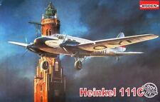 HEINKEL He 111 C DLH (GERMAN LUFTHANSA MARKINGS) 1/72 RODEN RARE!