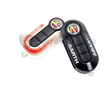 Pair Genuine Fiat Abarth 500 Grande Punto Evo Key Covers 595 Esseesse 5741882