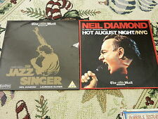 Mail on Sunday Neil Diamond Promo DVD - The Jazz Singer + Hot August Night/NYC