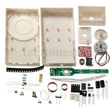DIY Electronic LED Kits DS1302 Rotating Dot Matrix Display Digital Clock time