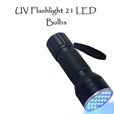 UV LED Flash Light for Detecting R-134A A/C Air Conditioning Refrigerant Fluid