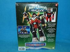 POWER RANGERS LOST GALAXY DELUXE DEFENDER TOROZORD MINT IN BOX
