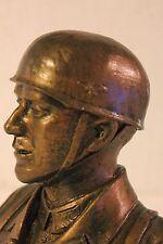 Buste d'un Parachutiste Allemand WW2 (Fabrication artisanale Française)