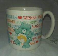 Care Bears Stoneware Mug Designers Collection New 1984 Collectable Rare