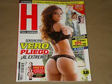 Vero Pliego #164 Revista H Para Hombres Mexican Complete Your Collection