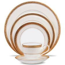 Noritake Odessa Gold 60Pc China Set, Service for 12