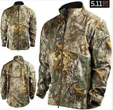 5.11 Men's Tactical Sierra Softshell Realtree XTRA Camo Jacket - Hunting, CCW XL