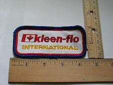 Kleen Flo International Patch (#1143)