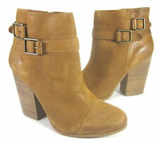"""LUCKY BRAND WOMEN'S """"LAUREEN"""" ANKLE BOOTS TUSCANY LEATHER US SIZE 10 MEDIUM (B)M"""