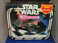 Star Wars Darth Vader Tie Fighter Sealed  1983 Collector Series Nice Box