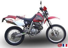 SILENCIEUX GPR TRIOVALE HONDA XR-R 250 400 1992/02