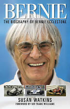 Bernie: The Biography of Bernie Ecclestone-ExLibrary