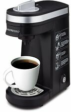 Compact Single Cup Coffee Maker For Keurig K-Cups By Mixpresso - travel size