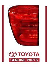 Genuine Toyota Sequoia 01-04  RIGHT Rear Inner Tail Light Lamp  OEM OE NEW