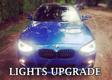 BMW 1 SERIES F20 F21 DAY TIME RUNNING DRL LIGHTS SUPER WHITE CREE LED BULBS