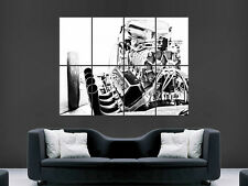 CHEVROLET ENGINE GIANT WALL POSTER  PICTURE PRINT LARGE HUGE