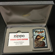 "Zippo ""WEST"" BUSSARD - Limited Edition 0412/1000"