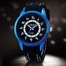 Men's Watch Fashion Stainless Steel Luxury Sport Watch Analog Quartz Wrist Watch