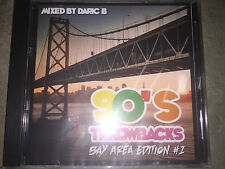 90'S THROWBACKS -BAY AREA EDITION #1 - TOO SHORT-SPICE 1-MAC DRE-DRU DOWN-C-BO